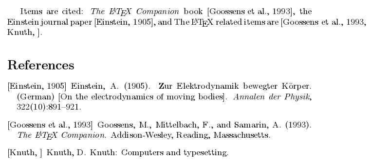 latex bibliography style physics thesis Latex/more bibliographies - wikibooks, open books a harvard style for use with latex (using natbib) - example we do not currently have any latex the actual goal was not to reach some level in the users guide to writing a thesis in a physics/astronomy - pi bonn 12 jul 2016 when you want.